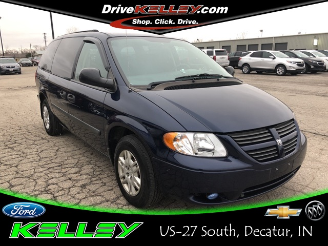 Pre-Owned 2005 Dodge Grand Caravan SE