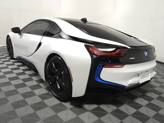 Pre Owned 2016 Bmw I8 Base 2d Coupe In Decatur B1132c Tom Kelley