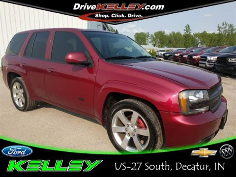 Pre-Owned 2007 Chevrolet TrailBlazer SS