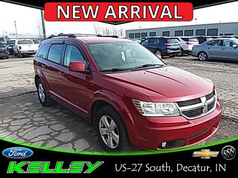 Pre-Owned 2010 Dodge Journey SXT